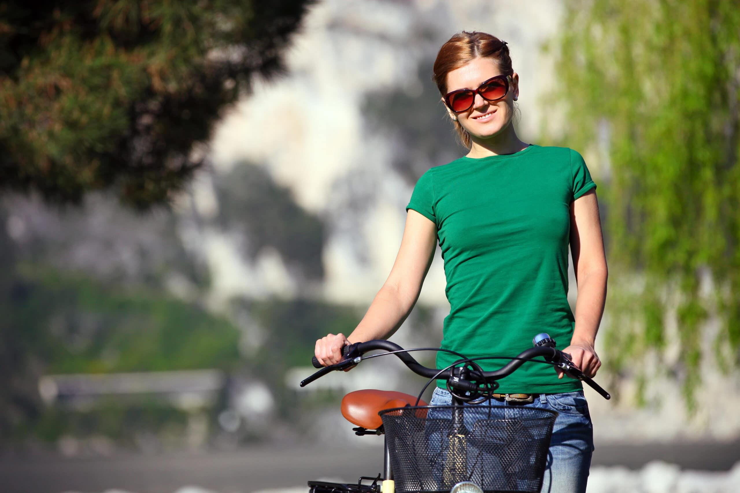 Ile schudnę jeżdżąc na rowerze