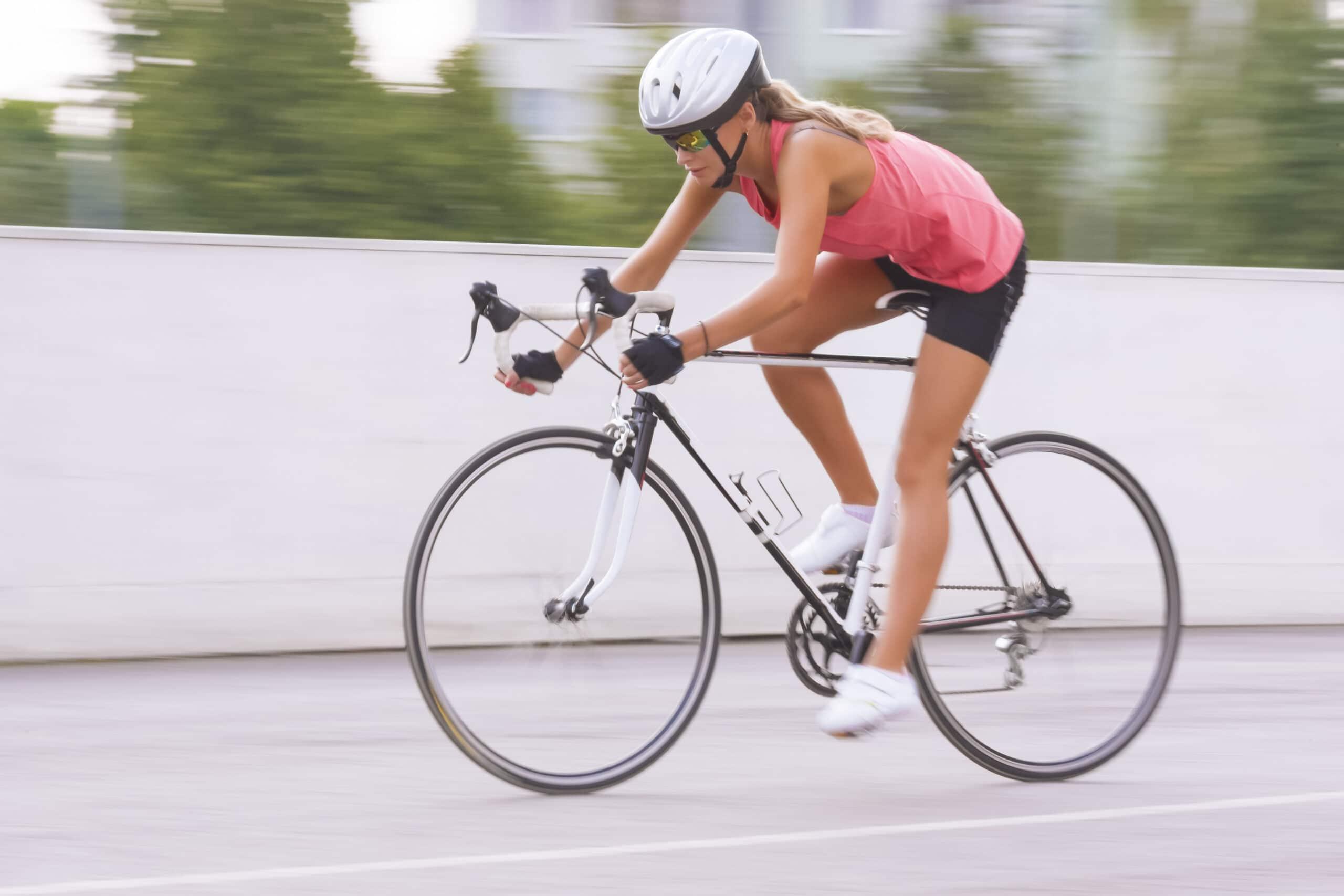Jak Jeździć Rowerem Szosowym Kolarzówką W Mieście
