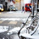 Jazda rowerem zimą: jaki rower na zimę?