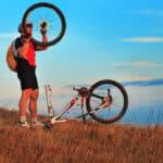 Wycieczki rowerowe: Latarnia morska na Helu. Widok z Latarni Hel