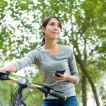Wyznaczanie trasy przejazdu rowerem
