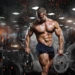 Rowerzysta na siłowni - 8 ćwiczeń rozbudowujących mięśnie całego ciała