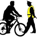 Taryfikator mandatów dla rowerzystów (art. 97 KW)