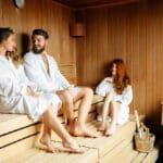 Dlaczego zaraz po treningu nie warto iść do sauny?