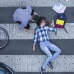 Jazda rowerem w słuchawkach: Byłem świadkiem i wiem czym to grozi