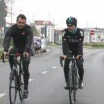 Przygotowania Michała Kwiatkowskiego do Tour de France 2017