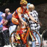 Giro d'Italia 2017: Jan Tratnik z CCC Sprandi Polkowice otrzymał karę i spadł o 3 pozycje na czasówce